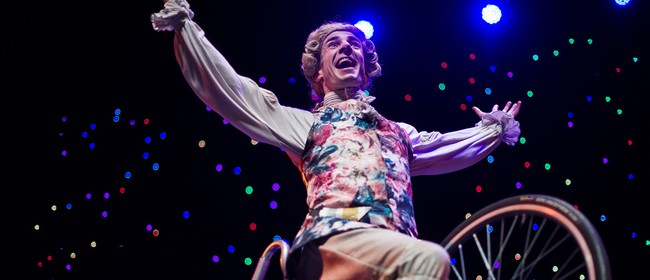AAF: Wolfgang's Magical Musical Circus: CANCELLED