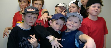 Hip Hop Dance Classes (Ages 8-11)