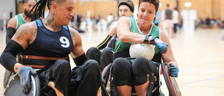 Wheelchair Rugby Competition - WRC1: CANCELLED