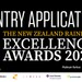 The NZ Rainbow Excellence Awards ENTRY APPLICATION FEE: POSTPONED