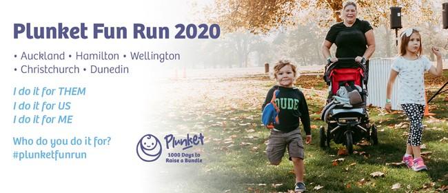 The Dunedin Plunket Fun Run: CANCELLED