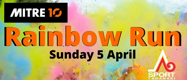 Mitre 10 Rainbow Run: CANCELLED