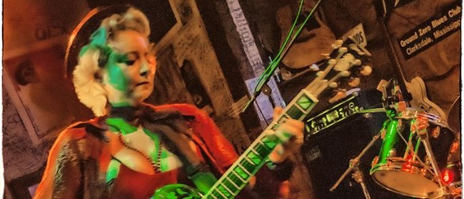Bex Marshall Trio (UK) : CANCELLED