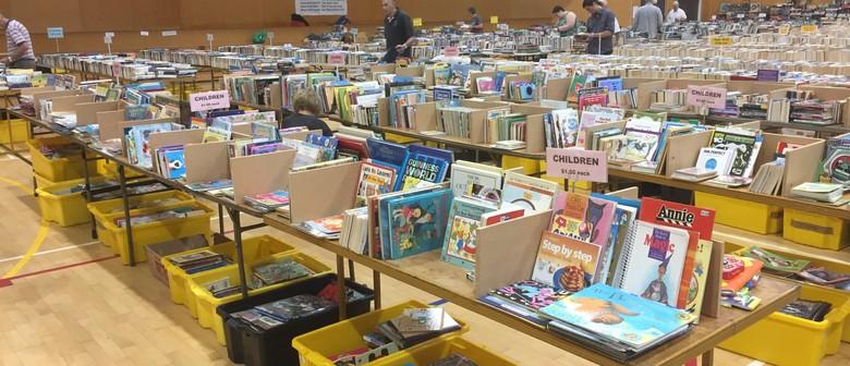 Rotary Club of Bishopdale Burnside Annual Bookarama 2020: CANCELLED