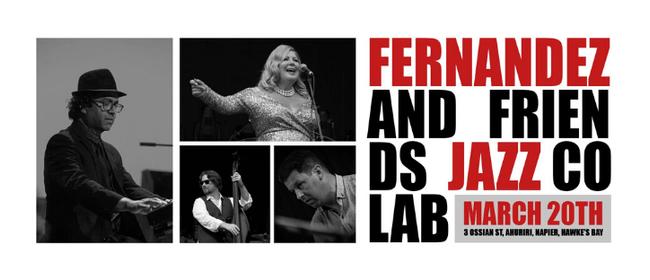 Fernandez and Friends, Jazz Collab