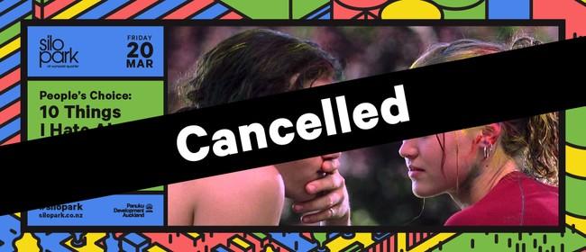 Silo Cinema: People's Choice: CANCELLED