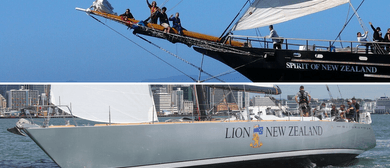 Fun Day Out On Spirit of New Zealand and Lion NZ