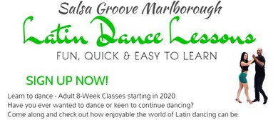 Learn To Dance with Salsa Groove: CANCELLED