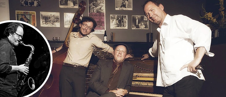 Ben Wilcock & The Jelly Rolls with Roger Manins: CANCELLED
