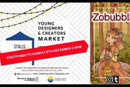 ZoBubblz at Young Designers and Creators Market