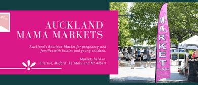 Auckland Mama Markets, Ellerslie - Autumn Market