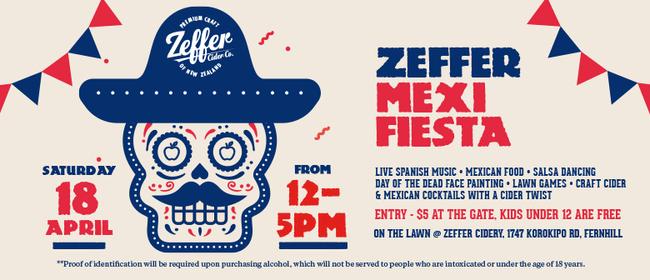 Zeffer Mexi Fiesta: CANCELLED