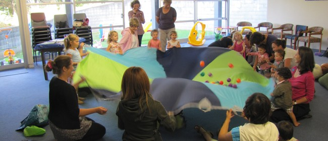 Somervell Preschool Playgroup With Music and Movement