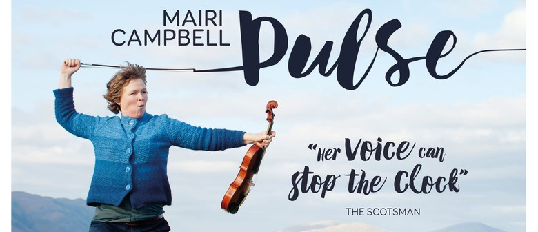 Mairi Campbell (SCT) NZ Premiere of Pulse One Woman Show: CANCELLED