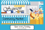 Sanson Community Market: CANCELLED