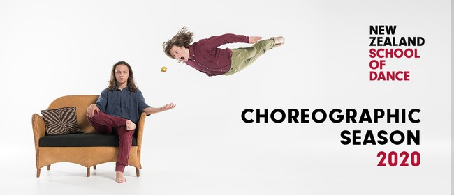 New Zealand School of Dance Choreographic Season 2020