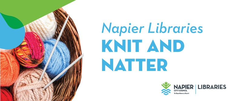 Knit and Natter: CANCELLED