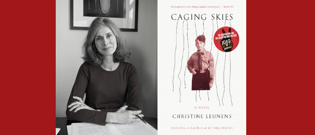 Author Talk – Christine Leunens: POSTPONED