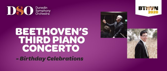 DSO - Beethoven's Third Piano Concerto: POSTPONED