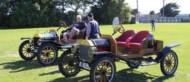 Vintage & Classic Car Gymkhana: CANCELLED