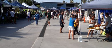 Mount Farmers Market: CANCELLED