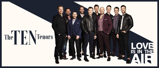 The Ten Tenors: CANCELLED