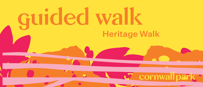 Guided Walk: Heritage: CANCELLED