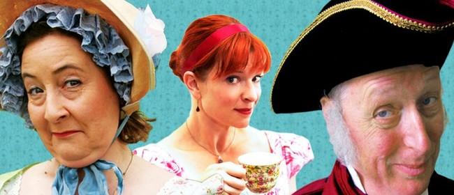 Austen Found: The Undiscovered Musicals of Jane Austen: CANCELLED