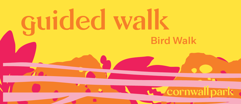 Guided Walk: Birds: CANCELLED