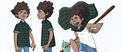 Digital Animation with Munro Te Whata