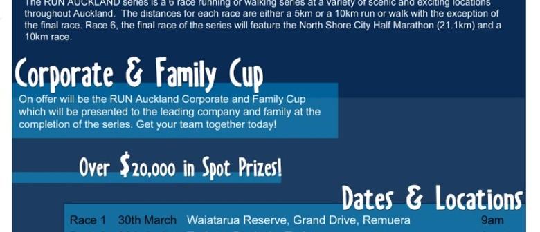 RUN Auckland Series 2008 Fun Run & Walk