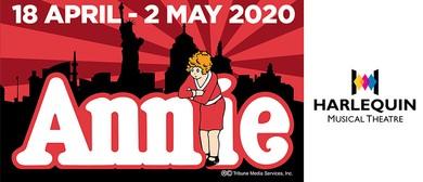 Annie The Musical: POSTPONED
