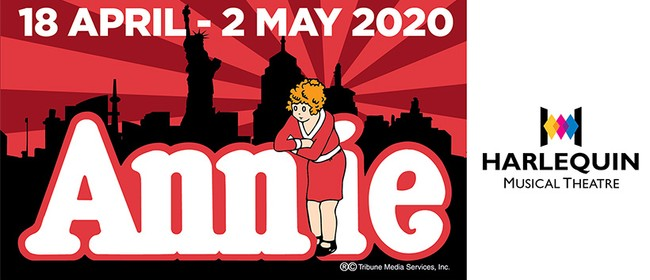 Annie The Musical: POSTPONED