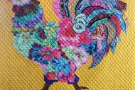 Patchwork Quilting Design & Construction with Gloria Davis