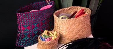 Raranga Harakeke: The Art of Flax Weaving with Annie AhMu