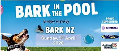 BARK in the POOL 2020: CANCELLED