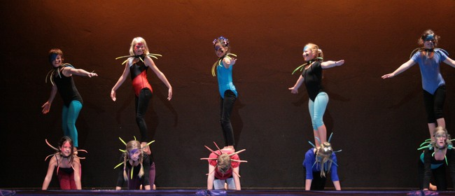 Circus Classes for Kids – 8–10 Years: CANCELLED