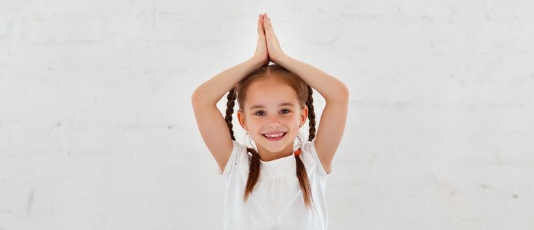 Kids Yoga (4 Years to 9 Years Old): CANCELLED