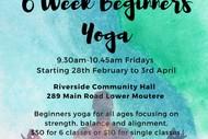 Beginners Yoga: CANCELLED