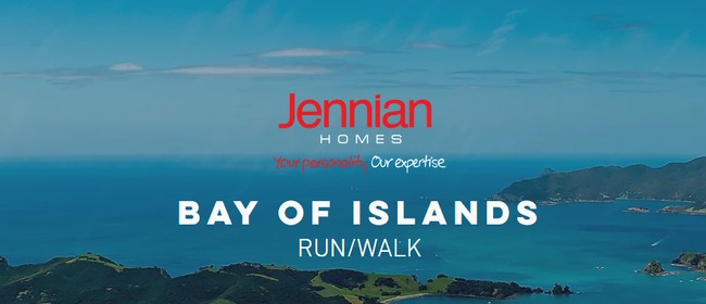 Jennian Homes Bay of Islands Run/Walk 2020