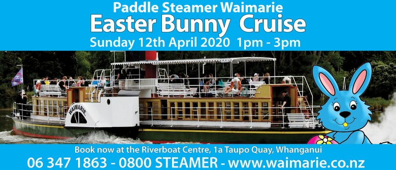 Easter Bunny Cruise - Cancelled: CANCELLED