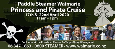 Princess and Pirate Cruise - Cancelled: CANCELLED