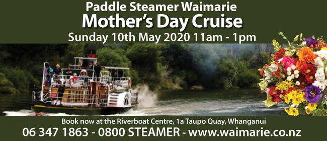 Mother's Day Cruise: CANCELLED