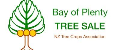 Tree Crops Association Bay of Plenty Tree Sale: CANCELLED