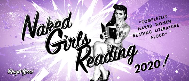 Naked Girls Reading – Wellington 2020
