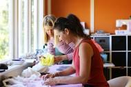 Transform Merino Wool Into Felted Slippers: POSTPONED