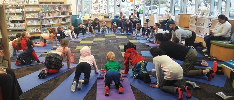 Kids Yoga: CANCELLED