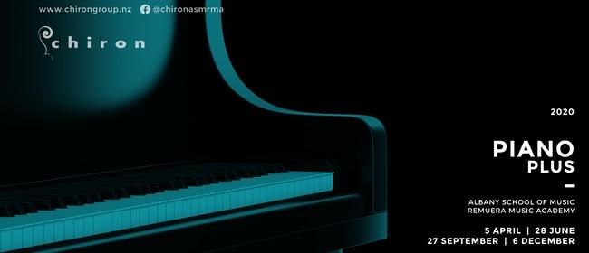 Piano Plus - Chiron Piano Showcase Concert - Term 1: POSTPONED