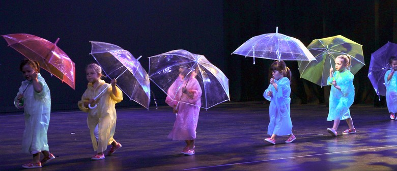 Little Luvlies 2-5 year olds Dance Classes