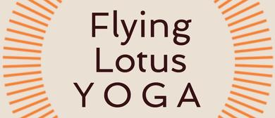 Flying Lotus Yoga Taradale Saturday Mornings: Hatha Level 1: CANCELLED